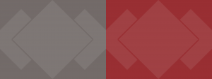 grey and red diamond background